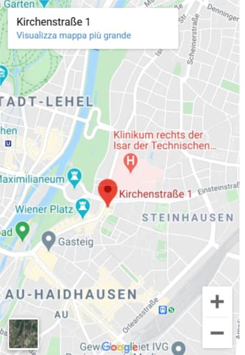 Sede legale Germania